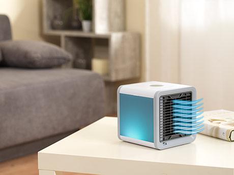 Мини-кондиционер 4в1 Rovus Арктика – охладитель воздуха 2