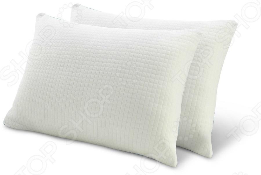 Комплект из 2х подушек классической формы Dormeo «Сиена» 1