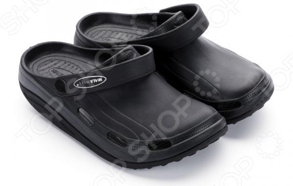 Клоги Walkmaxx Fit 2.0. Цвет: черный 1