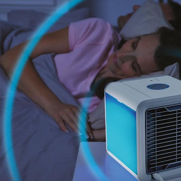 Мини-кондиционер 4в1 Rovus Арктика – охладитель воздуха 7