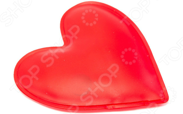 Грелка солевая саморазогревающаяся «Сердечко» 2