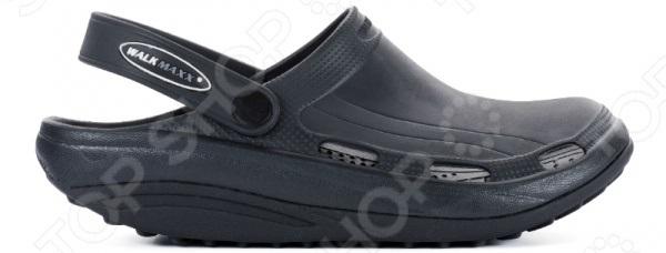 Клоги Walkmaxx Fit 2.0. Цвет: черный 2