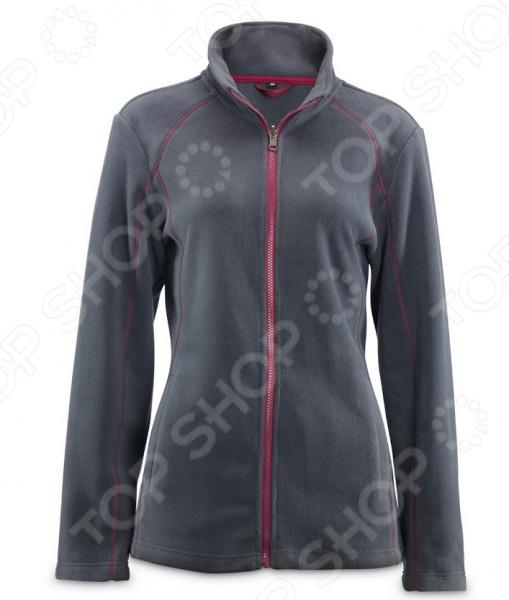 Толстовка флисовая женская Walkmaxx Fit 2