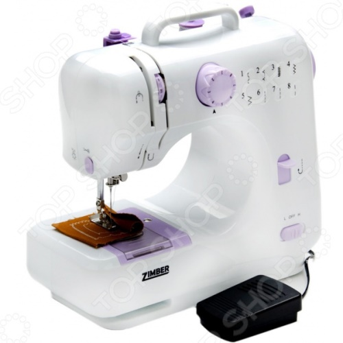 Швейная машина Zimber ZM-10935 5