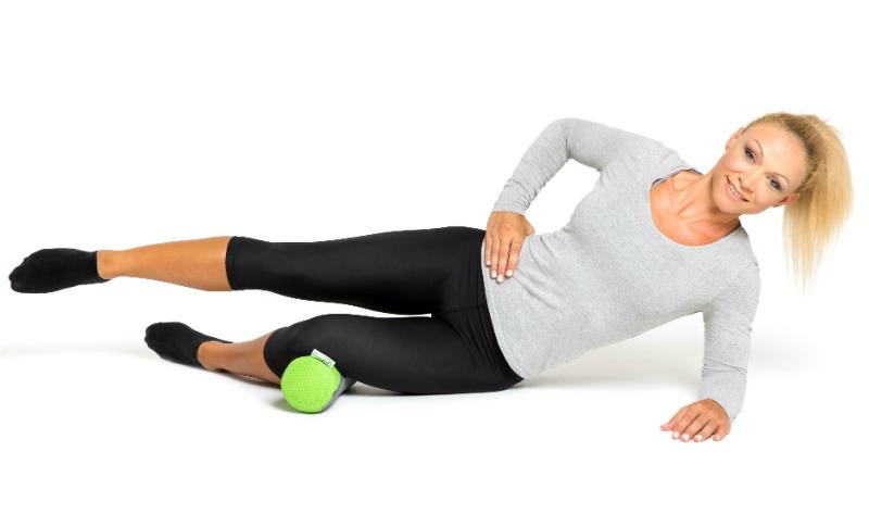 Многофункциональный массажный ролик GymBit 5
