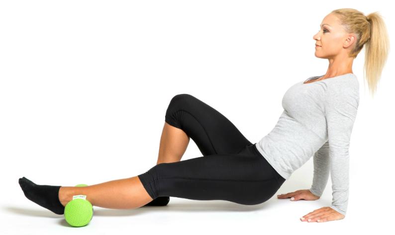 Многофункциональный массажный ролик GymBit 3