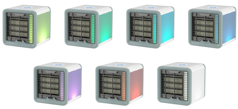 Мини-кондиционер 4в1 Rovus Арктика – охладитель воздуха 6